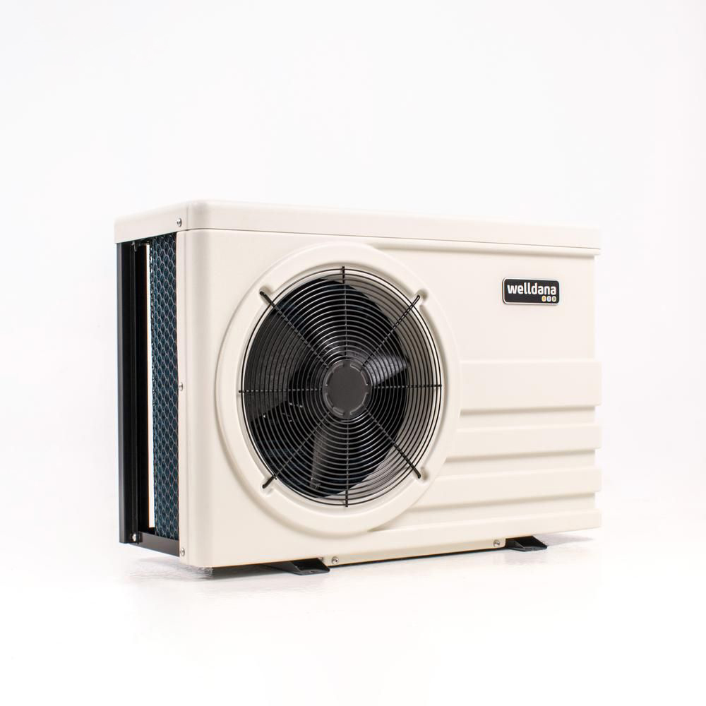 Welldana Heat pump FPH Solbadet