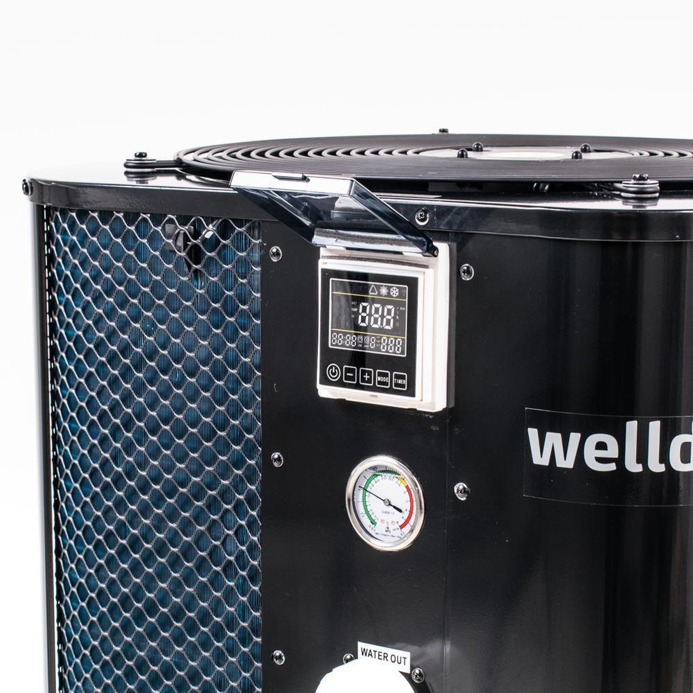 Welldana Heat pump WMV top Solbadet