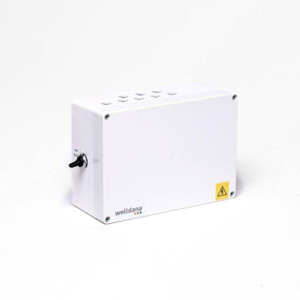 Welldana® Poolkontrol 1×230 inkl. Temperaturføler. solbadet