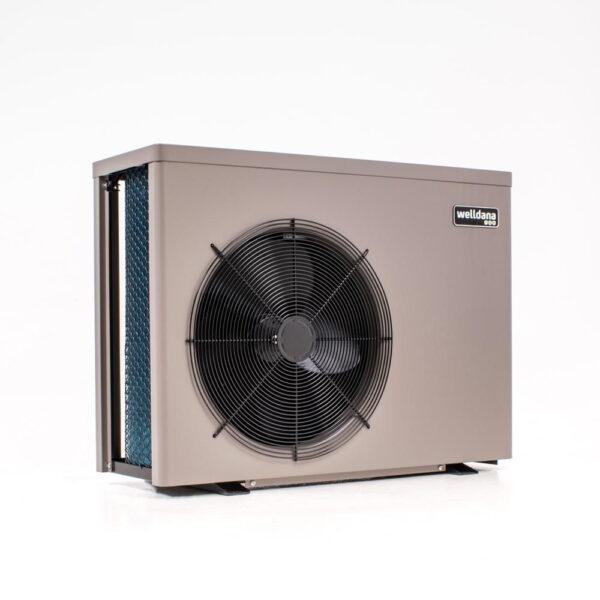 Welldana varmepumpe FPH Comfort Inverter solbadet