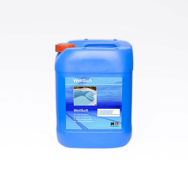 Wellsoft med pH stabilisator 12% 20 ltr solbadet