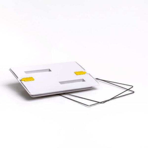 Bund klap + support (31) til 2×2, prox2 reservedele til pool støvsuger solbadet