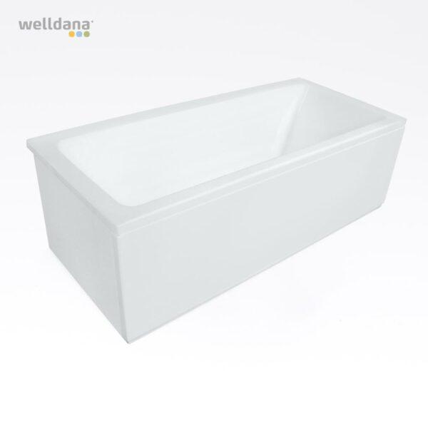 Vita badekar