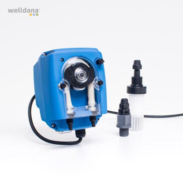 peristaltisk pumpe
