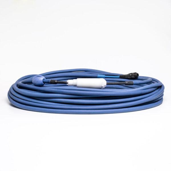 Kabel m. svivel 40 m (13) til 2×2 reservedele til pool støvsuger solbadet