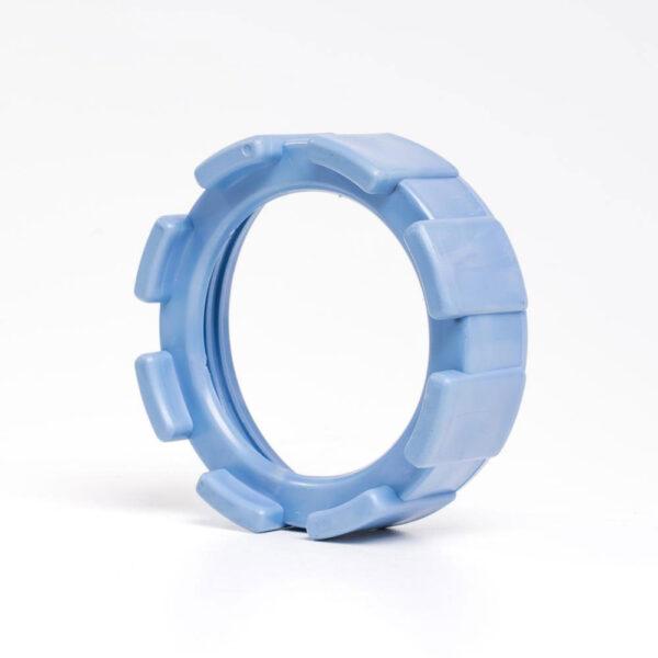 locking ring for thread cell Old model light blue - Solbadet