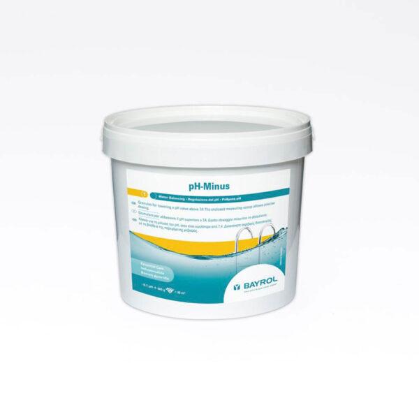 pH Minus 6 kg fra solbadet
