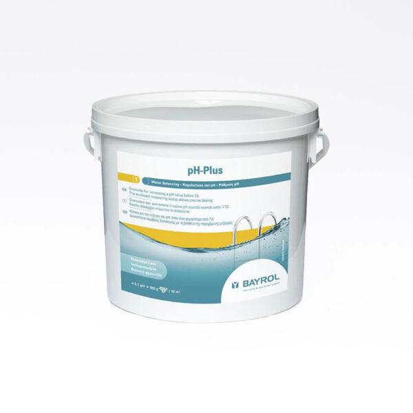pH Plus 5 kg solbadet