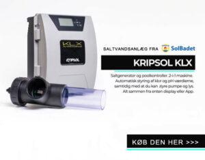 klx saltvandsgenerator - pool uden klor