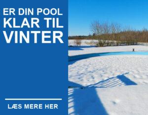 Er din klart til vinter - vinterklargøring