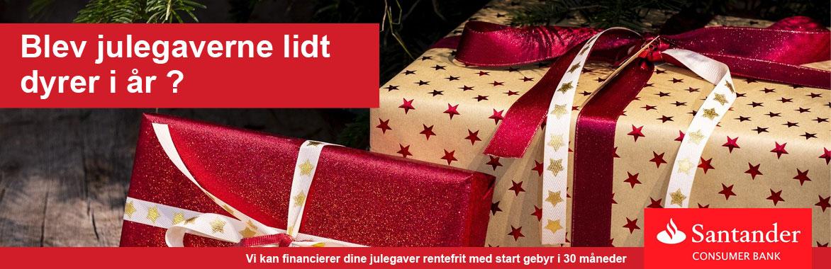 Finansiering af julegaver