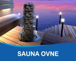 knap sauna ovne