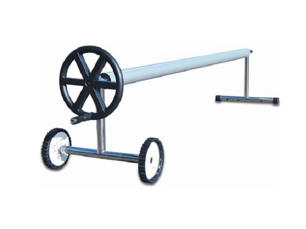 Oprullestativ på hjul