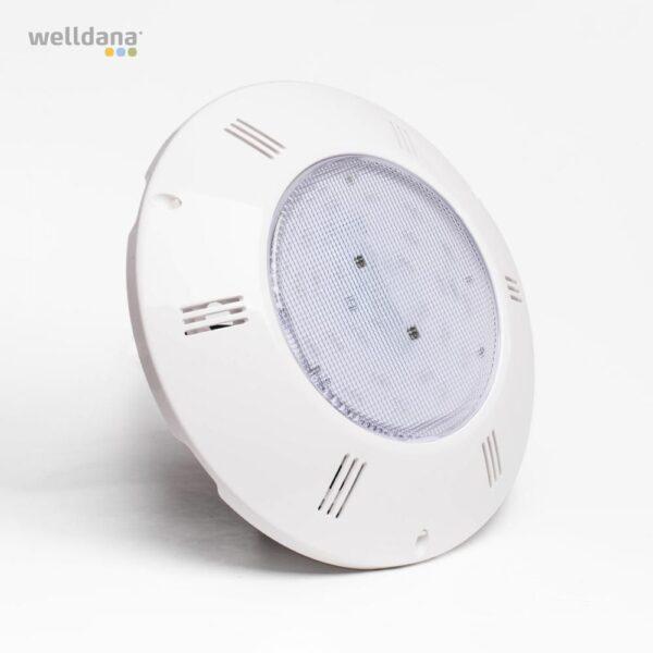 LED flad lampe 90 led RGB