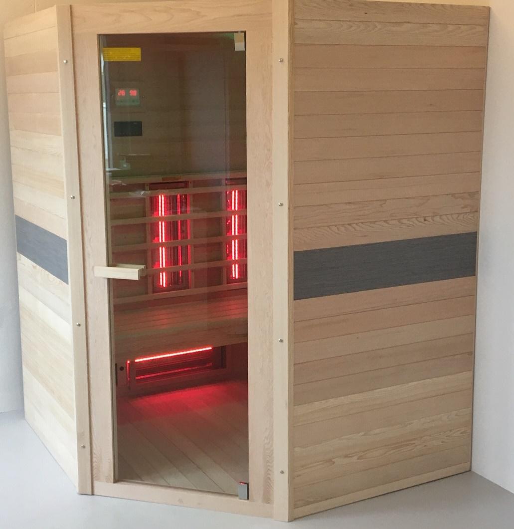 Joanna 4 side infrarød sauna